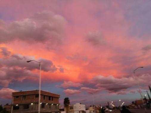 Valeria.JuRo en Hamelin: Paisaje  (San Luis Potosí), #cielo