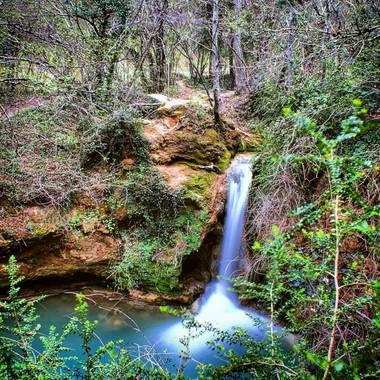 Iruneangel en Hamelin: Paisaje  (Zambrana), #cascadas #naturaleza
