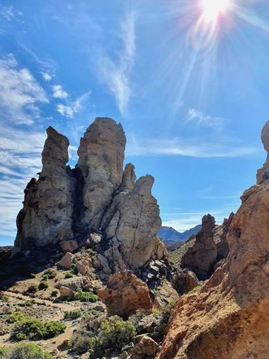 Melchique en Hamelin: Paisaje  (La Orotava), Una ruta en el Parque Nacional del Teide. #tenerife #canarias #landscapephotography #volcano #paisaje @melchiq...
