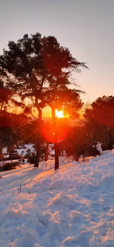 Juanmanuelramos0 en Hamelin: Paisaje  (Madrid), #invierno20 #unatardecerdiferente