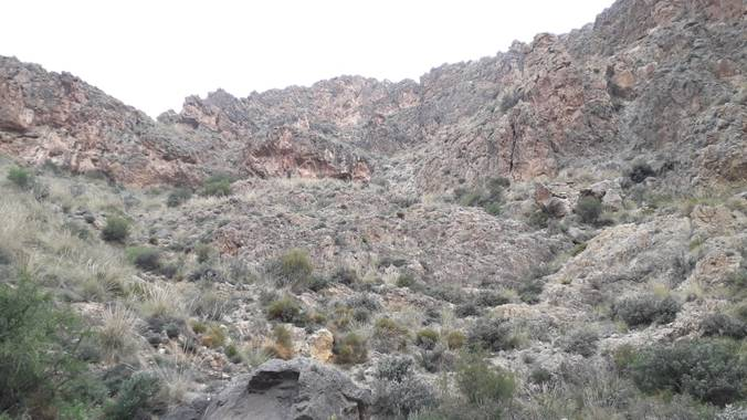 Solerantonio2 en Hamelin: Paisaje  (Almería), Garganta de la rambla belen