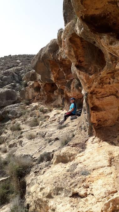 Solerantonio2 en Hamelin: Paisaje  (Almería), Paisaje para descansar