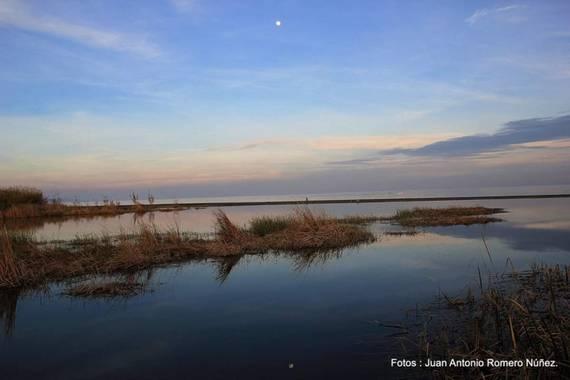 Juanantonnunez en Hamelin: Paisaje, Entre el río y el mar