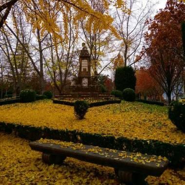 Blancalorza en Hamelin: Paisaje  (Pamplona), #parquesyjardines