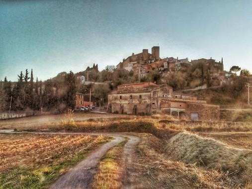 Janohermontse en Hamelin: Paisaje  (La Bisbal d'Empordà), #otoño20
