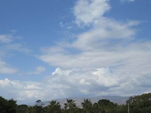 Solerantonio2 en Hamelin: Paisaje  (Almería), Más nubes parque andarax