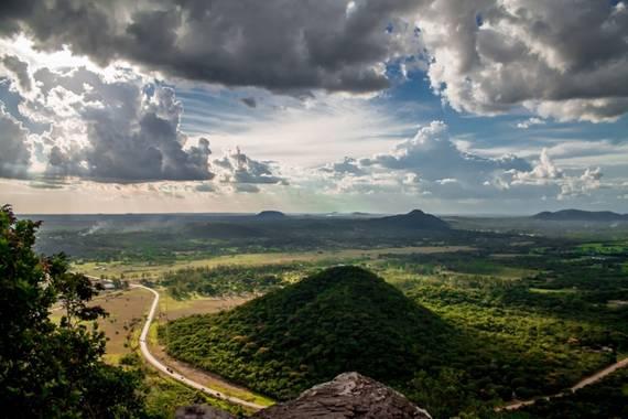 rociozarate41 en Hamelin: Paisaje  (Paraguarí), #cerrohu #paraguari #paraguay #cerro #landscape #paisaje #southamerica #sudamerica