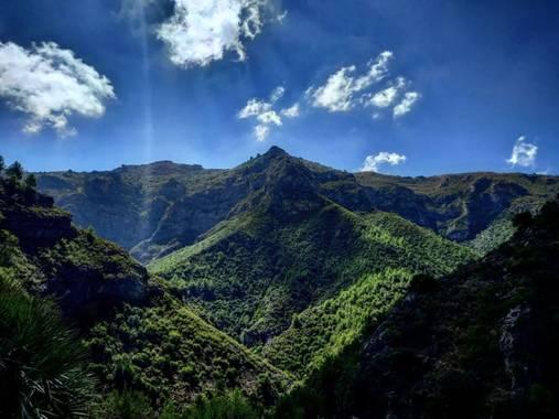 Reich  en Hamelin: Paisaje  (Granada), Río Verde #Granada #Andalucía