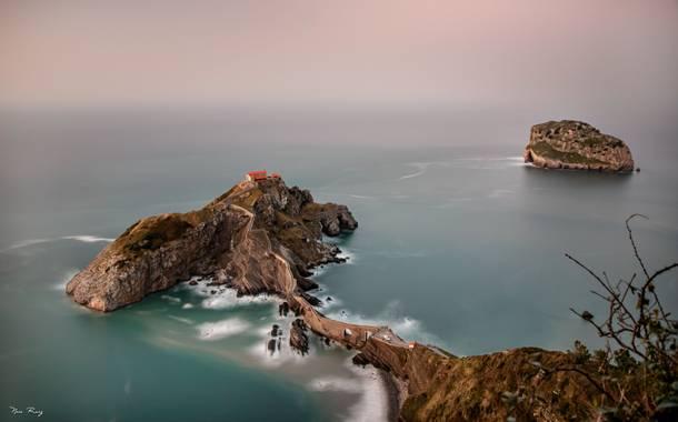 Naia Ruiz en Hamelin: Paisaje  (Bakio), San Juan de Gaztelugatxe #paisaje #bermeo #bizkaia #euskadi #sanjuandegaztelugatxe
