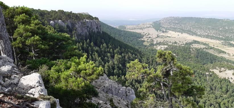 Javier Cañas Martín  en Hamelin: Paisaje, Sierra de Gúdar, Pico Olmedilla #paisajes #sierras #teruel