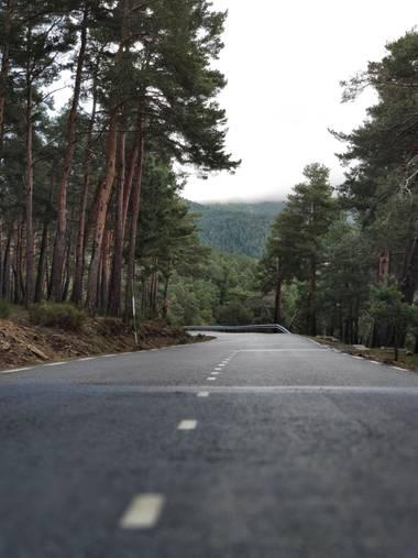 Juanmanuelramos0 en Hamelin: Paisaje  (Rascafría), #paisajesmadrid  #invierno2021