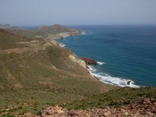 Solerantonio2 en Hamelin: Paisaje  (Níjar), Costa del cabo de gata