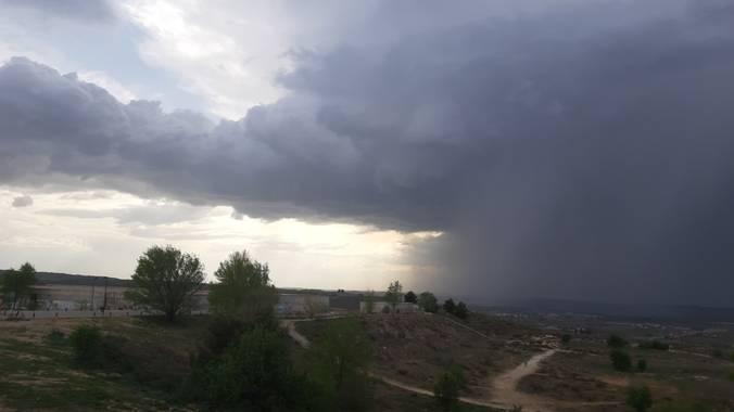 Arianapardos en Hamelin: Paisaje  (Arganda del Rey), Se avecina tormenta  #cielo #nubes #paisaje #flora #sky #landscape #españa #madrid #clouds