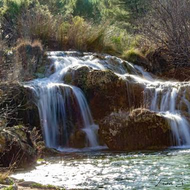 Lisa-1985 en Hamelin: Paisaje, #Lagunas de Ruidera