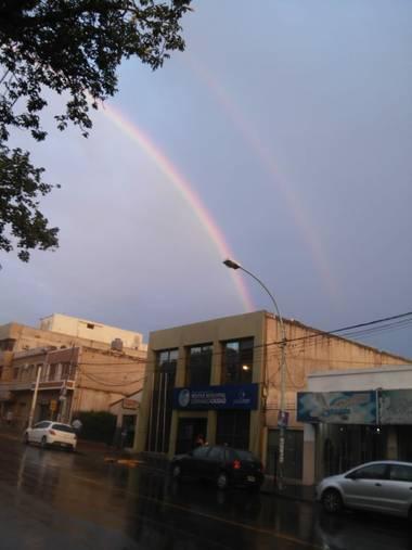 mrlandola en Hamelin: Paisaje  (San Fernando del Valle de Catamarca), #arcoiris