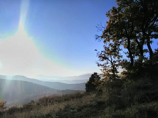 Dalailaprem en Hamelin: Paisaje  (Pazardzhik), Montaña Rodopi, Búlgara