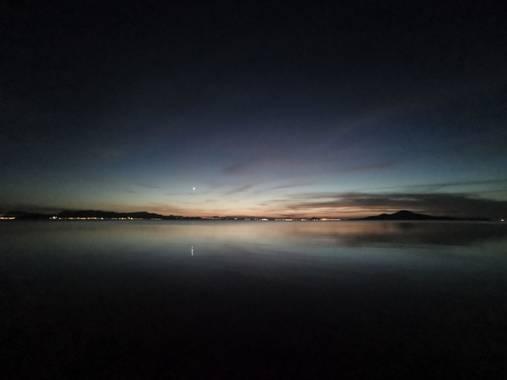 Anabenzallorente en Hamelin: Paisaje  (San Javier), Cuando vives en el PARAÍSO..... Cada atardecer es diferente.  #sunsetphotography #lamangadelmarmenor