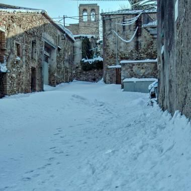 Janohermontse en Hamelin: Paisaje  (Fontanilles), #invierno 20