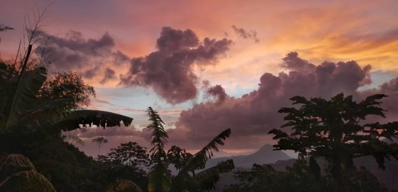 LauraCardona en Hamelin: Paisaje  (Santa Bárbara), Atardeceres de Antioquia