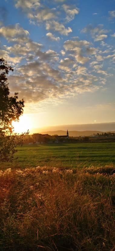 Roservillegas en Hamelin: Paisaje, #paisajesalidasdelsol #paisajenatural #despertareldia