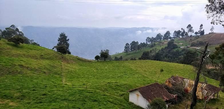 LauraCardona en Hamelin: Paisaje  (Donmatías), #paisajes #colores_de_la_natutaleza #verde