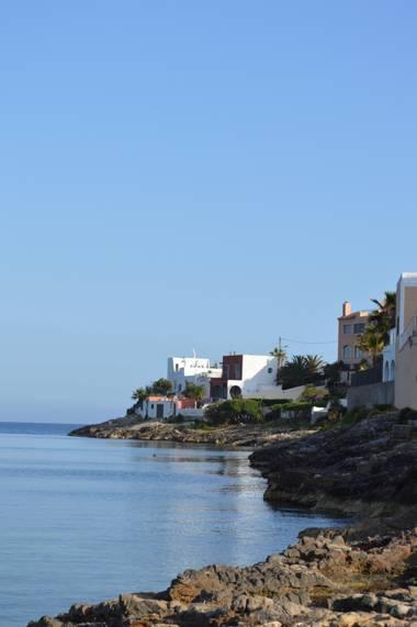 Al.andpom en Hamelin: Paisaje, Talamanca, Ibiza