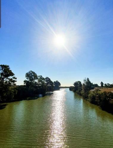 Lou71  en Hamelin: Paisaje, Río Guadalhorce...