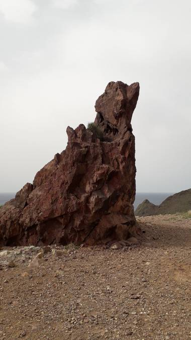 Solerantonio2 en Hamelin: Paisaje  (Níjar), Malformacion natural cabo de gata