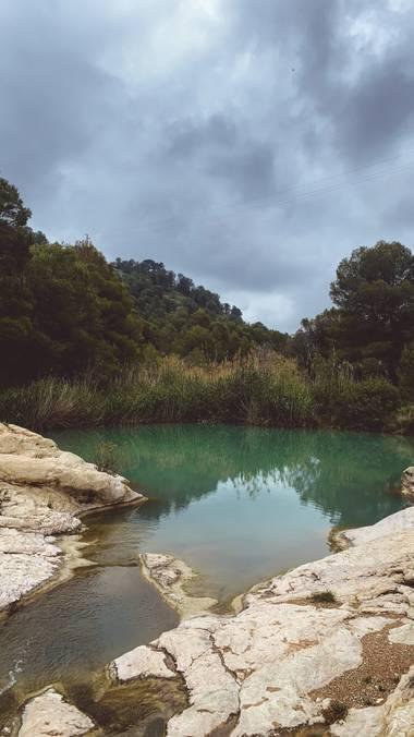 carogv1995 en Hamelin: Paisaje  (Mula), #murciaquehermosaeres #murciaturistica #fuentecaputa #flora21