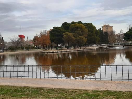Kenpamy58 en Hamelin: Paisaje  (Zaragoza), #Parque  Parque Don Jorge Zaragoza