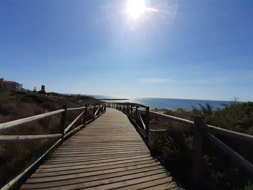 Erykande95 en Hamelin: Paisaje  (Marbella), CAMINO AL HORIZONTE #belleza #naturalezaespaña #naturalezamarbella #naturalmentehermoso