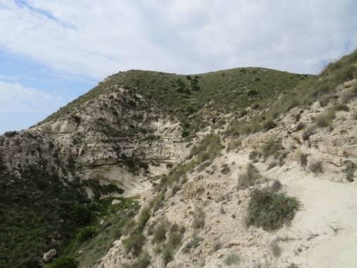 Solerantonio2 en Hamelin: Paisaje  (Níjar), Acantilado