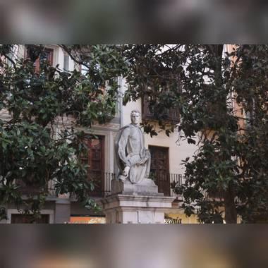 Maria en Hamelin: Paisaje  (Granada)