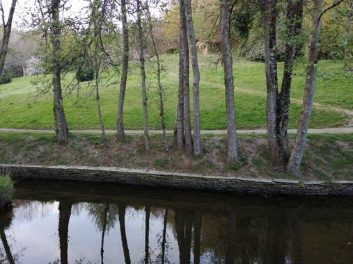 Susandresro en Hamelin: Paisaje  (Lugo), Río Rato