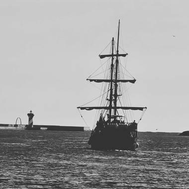 luiguiquinterostorrez en Hamelin: Paisaje, Los piratas ya marcharon ¡¡¡