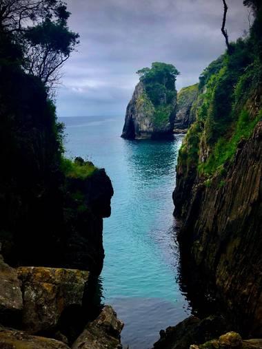 Sayurigion en Hamelin: Paisaje, Paraíso