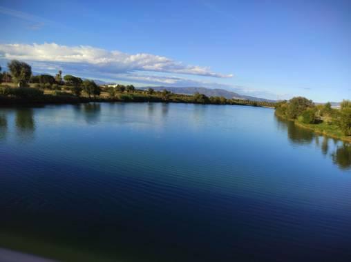facuhoward en Hamelin: Paisaje  (Sant Pere Pescador), Río fluvial #santperepescador #catalunya #españa #spain