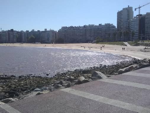 Letazblunti en Hamelin: Paisaje  (Montevideo), Pocitos . Uruguay 😊🇺🇾