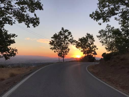 Lorenagdown en Hamelin: Paisaje  (Alfacar), Infinito