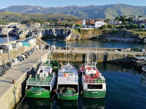 Creandoaficiones en Hamelin: Paisaje, Puerto de Llanes