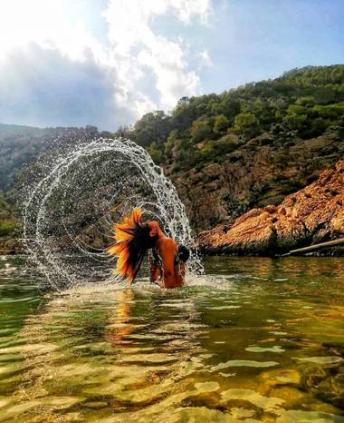 AnSilv en Hamelin: Paisaje, #mujer #woman #amazingshots  #bellezanatura #nature #naturaleza