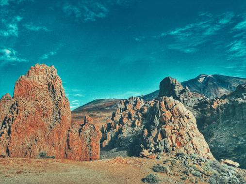 Nereacristina.sanchez en Hamelin: Paisaje  (La Orotava), Cañadas del Teide