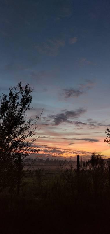 Florenciacg en Hamelin: Paisaje  (Rivera), Aprender apreciar las cosas simples y cotidianas de la vida #amancer #cielo #naturaleza