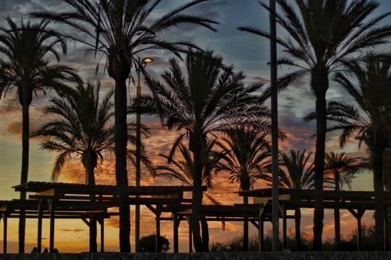 Sandranieto85 en Hamelin: Paisaje  (Huelva), Atardecer en Huelva  Punta del Sebo  #paisaje #atardecer #huelva #sunset #landscape #invierno20