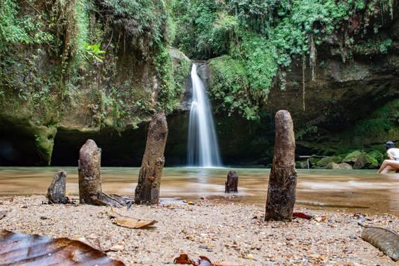 david_frank7 en Hamelin: Paisaje  (Uribe), La cascada del amor   Ubicada en Uribe meta ( Colombia )