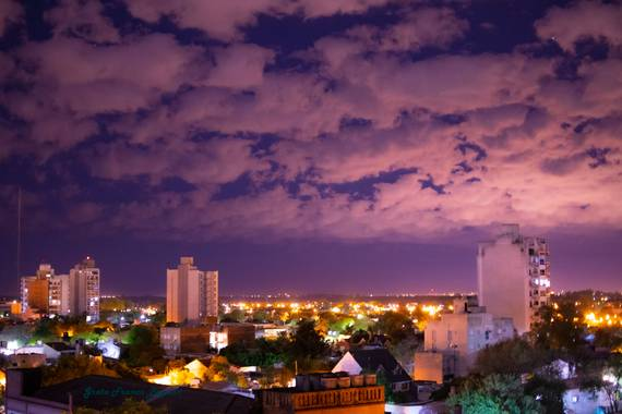 Greta franco beguan en Hamelin: Paisaje  (Resistencia), #Noche #Night #fotos #Ciudades #CIty #Paisajes #paisajeurbano #Photos #photography #photographer #f...