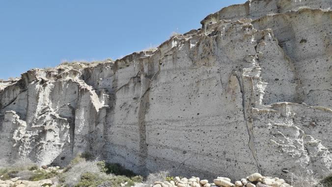 Solerantonio2 en Hamelin: Paisaje  (Níjar), Cala de san pedro