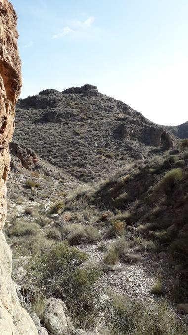 Solerantonio2 en Hamelin: Paisaje  (Almería), Paisaje de una rambla