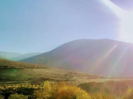 Dalailaprem en Hamelin: Paisaje  (Vetren dol), Montaña Rodopi, Búlgara