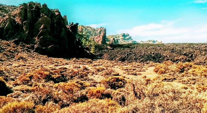 Óliver📷 en Hamelin: Paisaje  (Guía de Isora), Nuestro planeta posee una cantidad infinita de paisajes hermosos que quitan el hipo, muchos modelados capric...